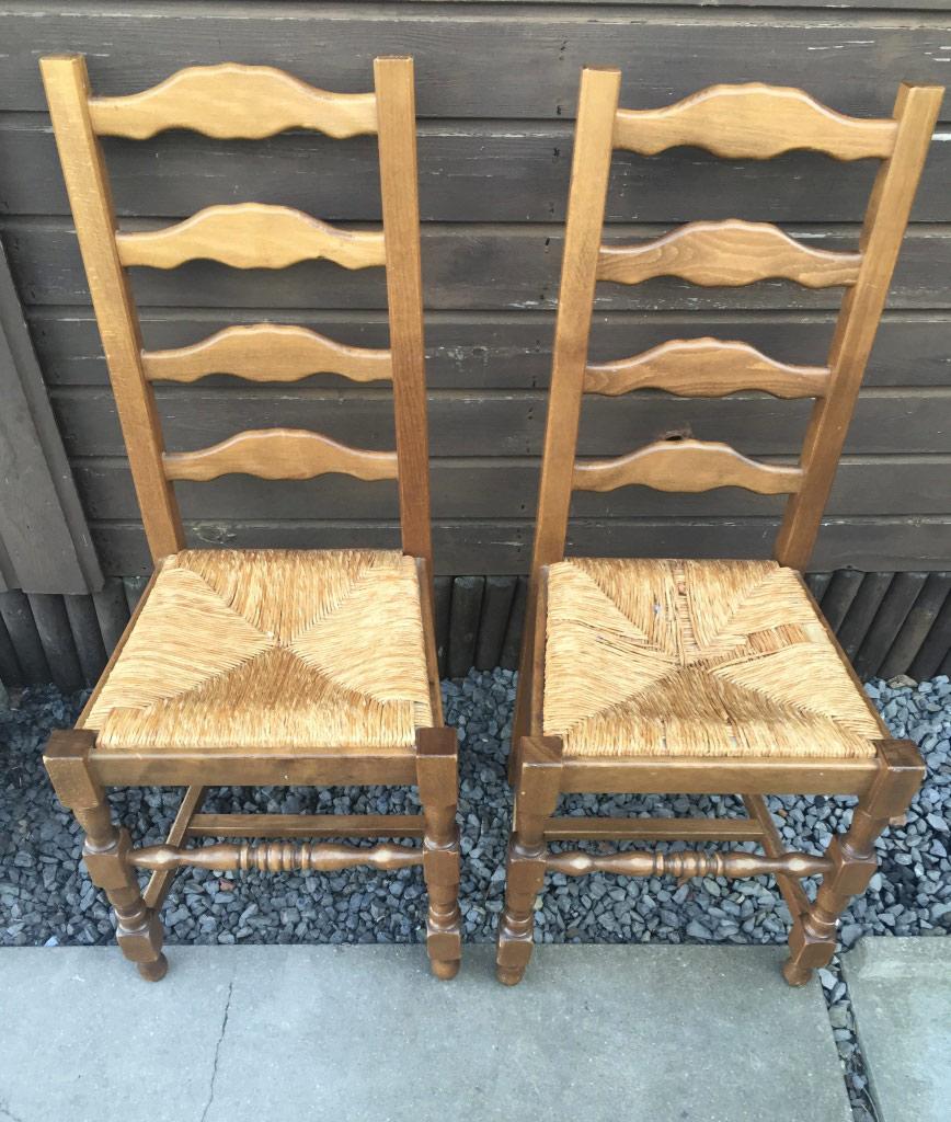 Cannage de chaises et fauteuils npdc le chti rempailleur for Cannage de chaise technique